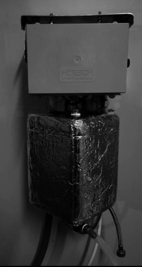 Hoesch Dampfgeneratoren Bj. 1998 - 2016 Serien: Comfort, Comfort Plus, Abano Mini, Foster, Nova, UNO